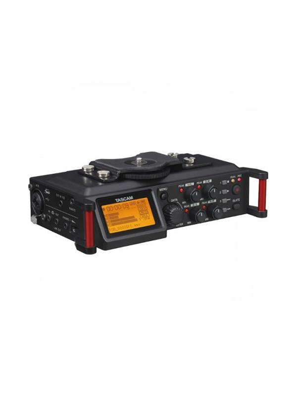 Tascam DR70D para DSLR 4 Canales -
