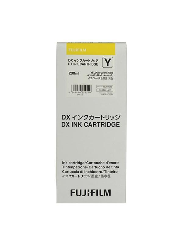 Fuji Cartucho Tinta DX100 200ml Yellow -