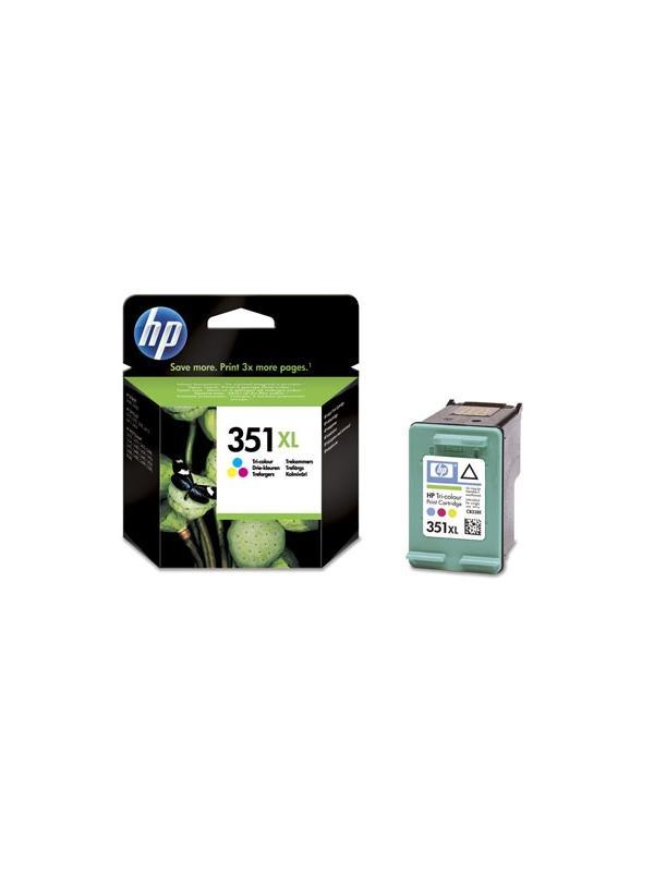 HP Tinta 351 CB338EE XL Tricolor 14ml -