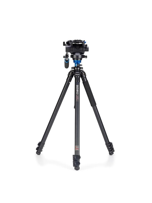 Benro Tripode Video Carbono C2573 S6 1740mm 2.7Kg. -