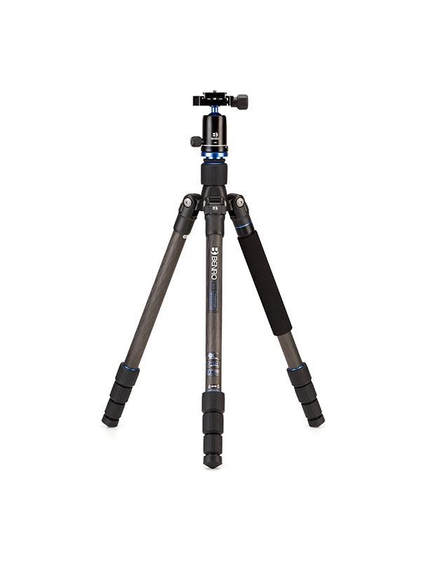 Benro Tripode FTA18CV0 Carbono1545mm - Rótula V0 - 1,54Kg -
