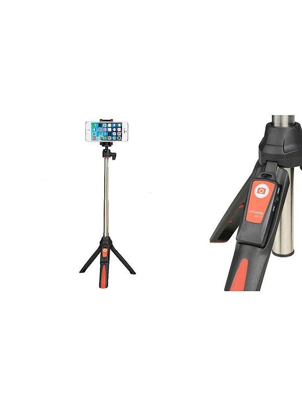 Benro Tripode Mini / Palo Selfie MK10 -