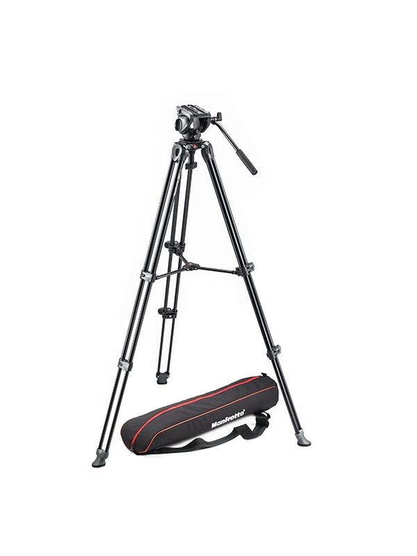 Manfrotto Kit Vídeo MVK500 MVA500/502 -