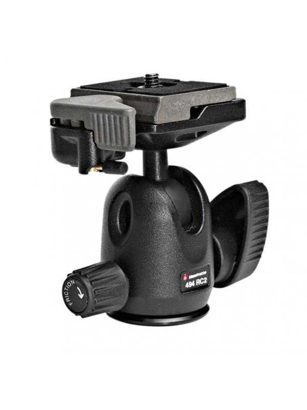Manfrotto Rotula 494 RC2 c/Plato -