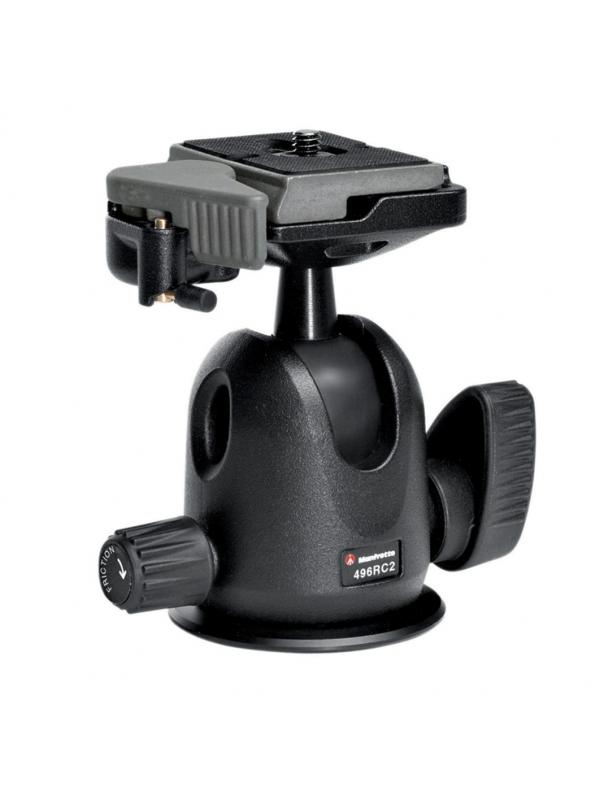 Manfrotto Rotula 496 RC2 c/Plato 200PL -