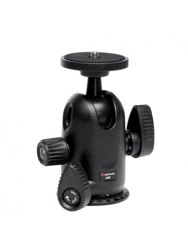Manfrotto Rotula 498 Bola Midi