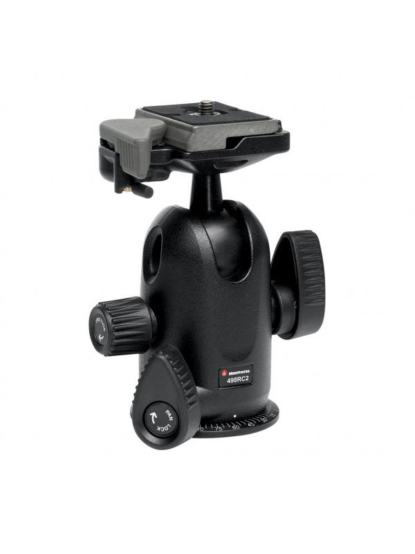 Manfrotto Rotula 498 RC2 Bola -
