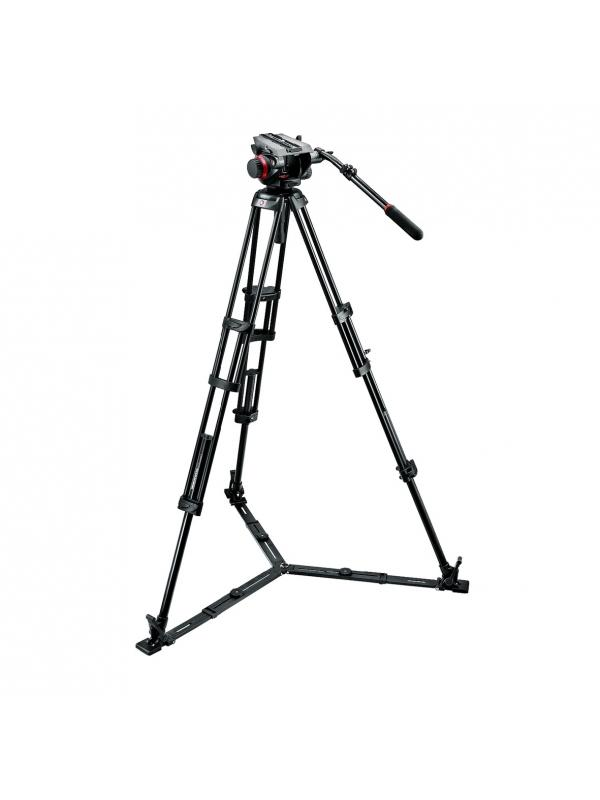 Manfrotto Kit Video 504HD Rotula+546GB Trip -