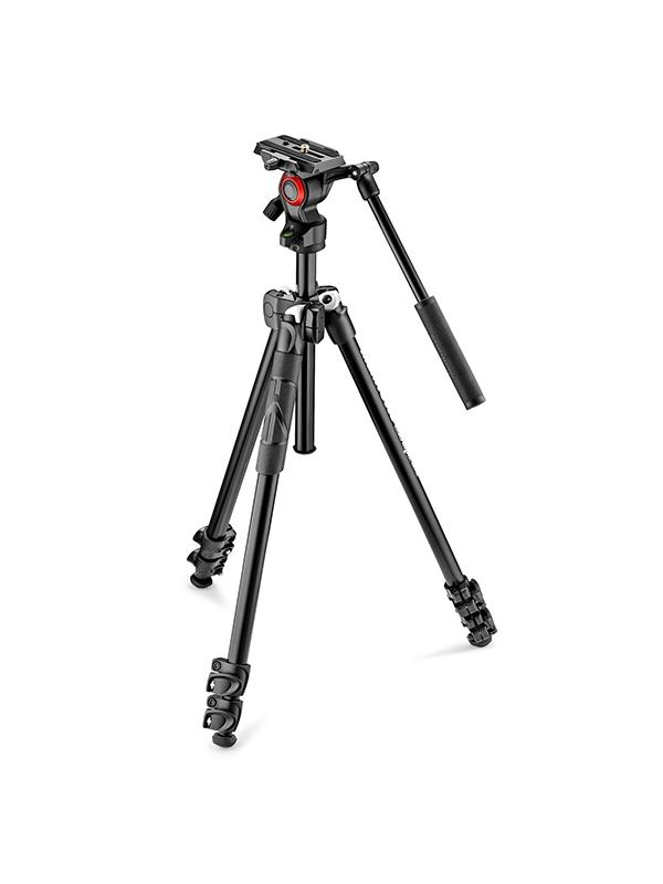 Manfrotto Kit Trípode 290 light Rótula Vídeo -