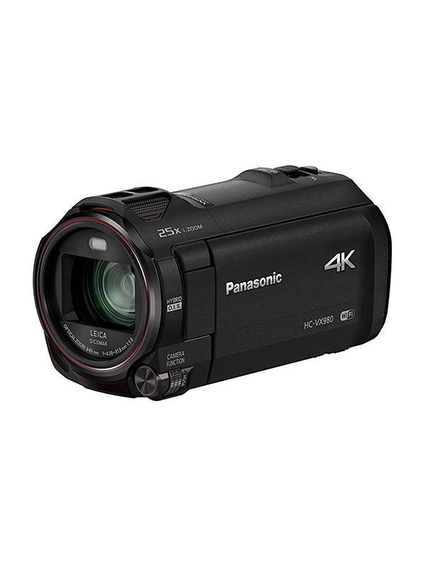 Panasonic VideoCámara HC-VX980EGK 4K 25x WiFi -