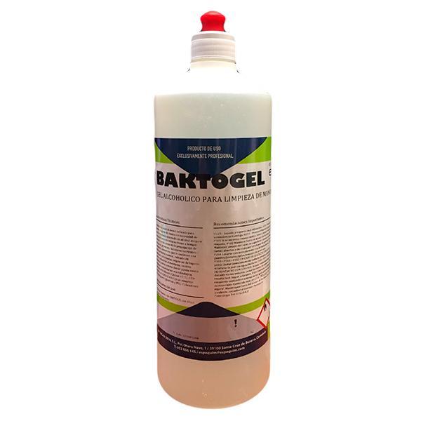 Gel Hidroalcoholico Limpieza en seco 1 litro