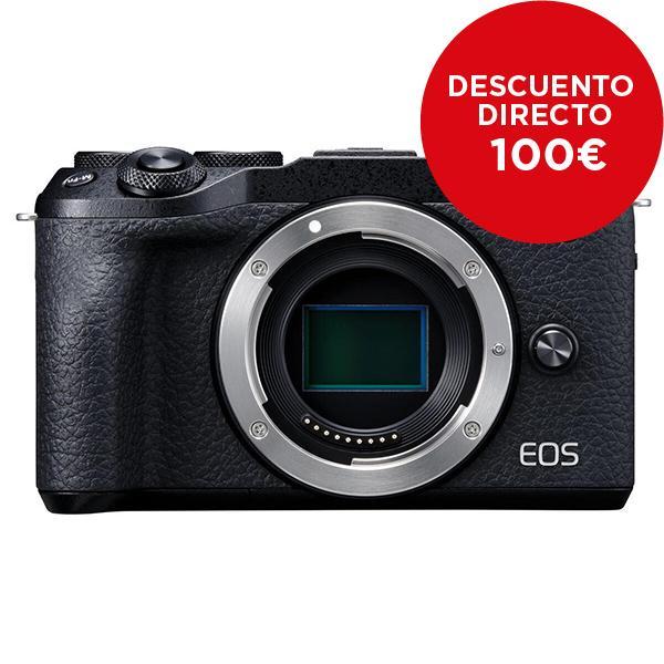 Canon Cámara EOS M6 Mark II Body