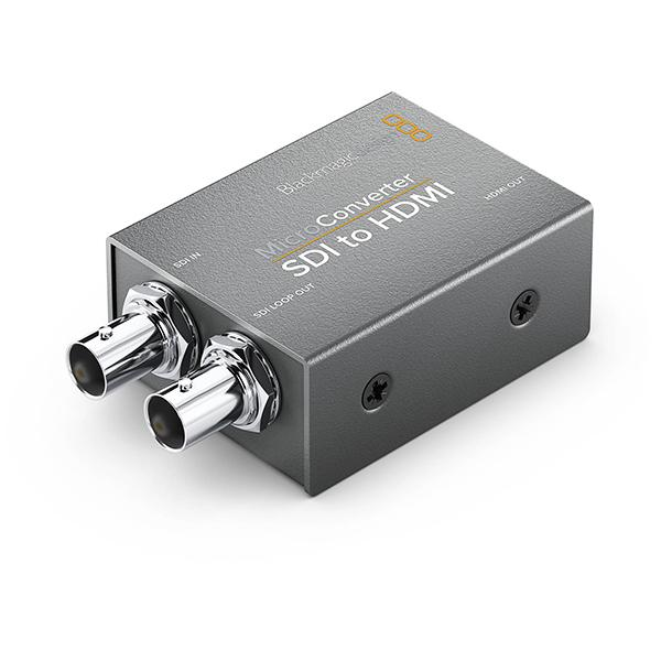 BlackMagic Micro Converter de SDI a HDMI