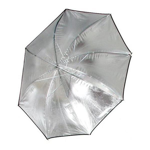 Interfit Paraguas Plata 100cm