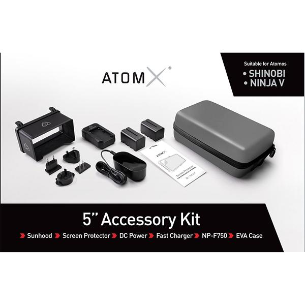 Atomos Kit Accesorios Ninja V y Shinobi