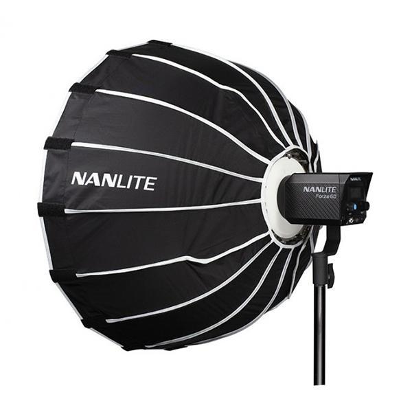 Nanlite Softbox Parabolico 60cm para Forza 60