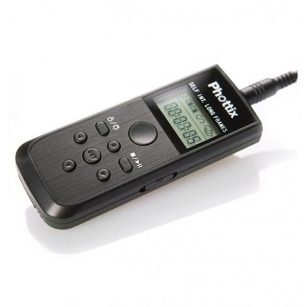 Phottix Temporizador con cable Nikos N8 Nikon pro
