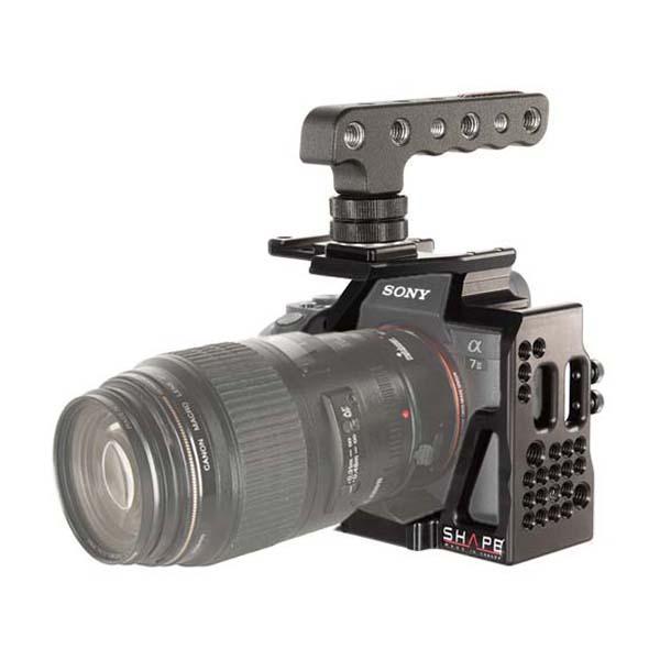 Shape Caja + Empuñadura p/ Sony A7sII/A7RII/A7II -