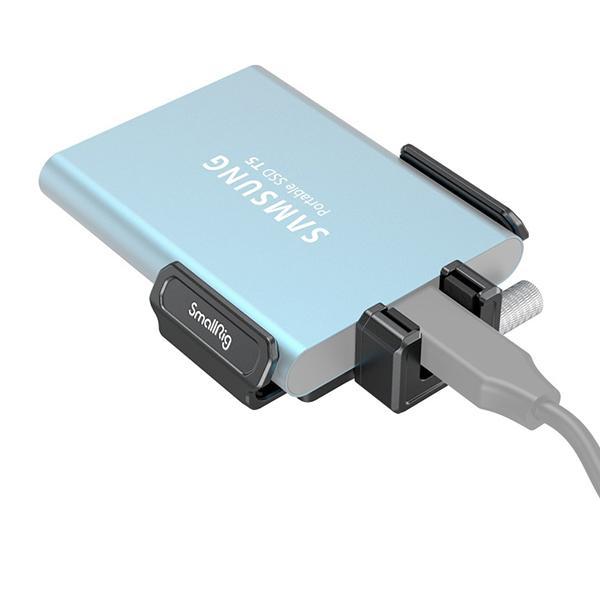 SmallRig Soporte SSD T5/T7 3272 BMPCC 6K Pro