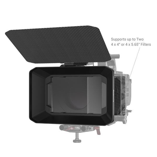 SmallRig Matte Box Carbono con porta filtros 2660