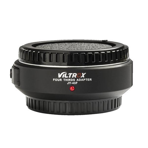 Viltrox Adaptador de 4/3 a MFT