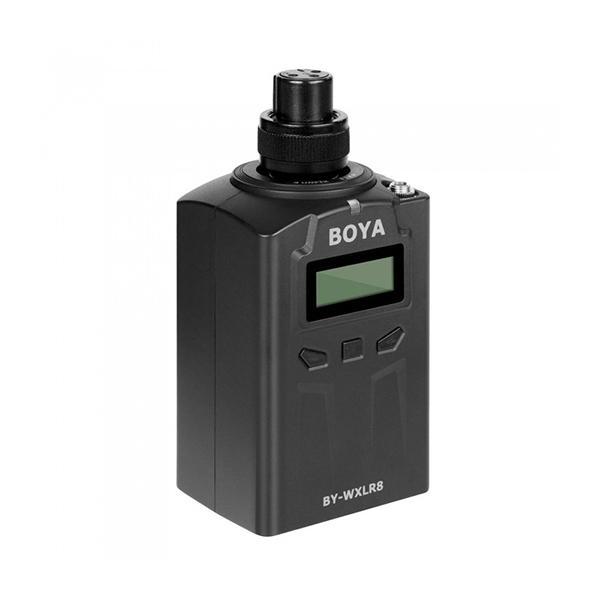 Boya Transmisor Inalámbrico XLR BY-WXLR8