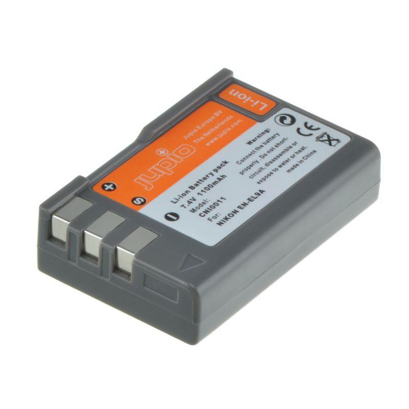 Jupio Batería Nikon EN-EL9 1100mAh -