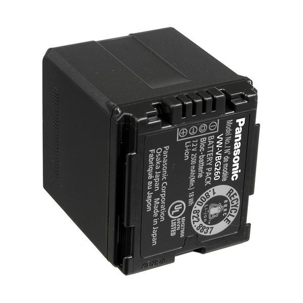Panasonic Batería VW-VBG260 E8K -