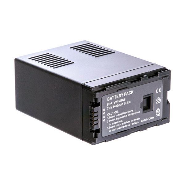 Panasonic Batería VW-VBG 6E Larga duracion -