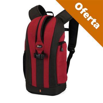 Lowepro Mochila Flipside 200 Rojo -