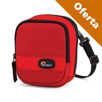 Lowepro Estuche Spectrum 30 Rojo 8 x 4 x 10cm -