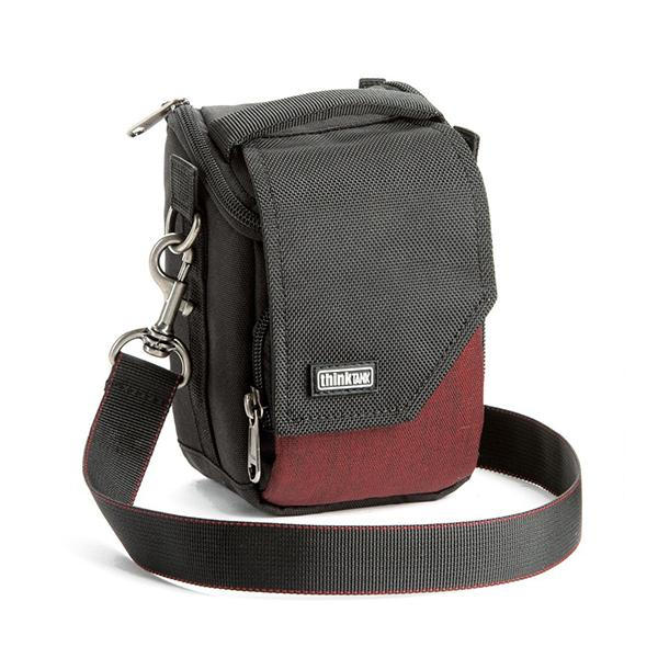 Think TP Bolsa Mirrorless Mover 5 Deep Red -