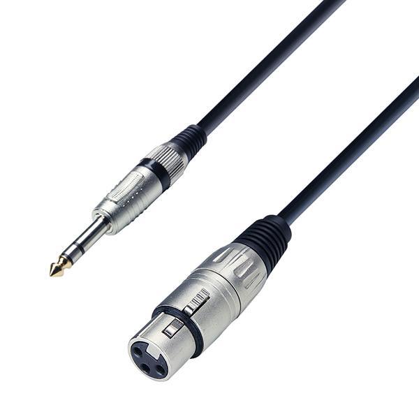 Audiotech Cable Jack Stereo-XLR H 5m TMC 028S -