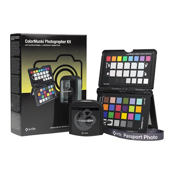 X-Rite ColorMunki Photographer Kit -