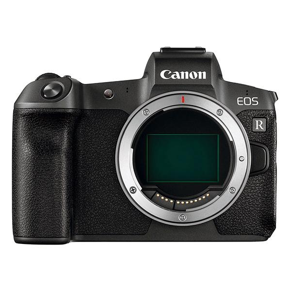 Canon Cámara EOS R Cuerpo sin Adaptador