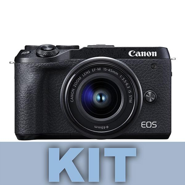 Canon Cámara EOS M6 Mark II Body -