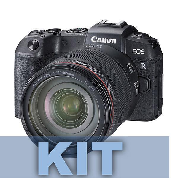 Canon Camara EOS RP + Objetivo RF 24-240mm f4-6.3 IS Nano