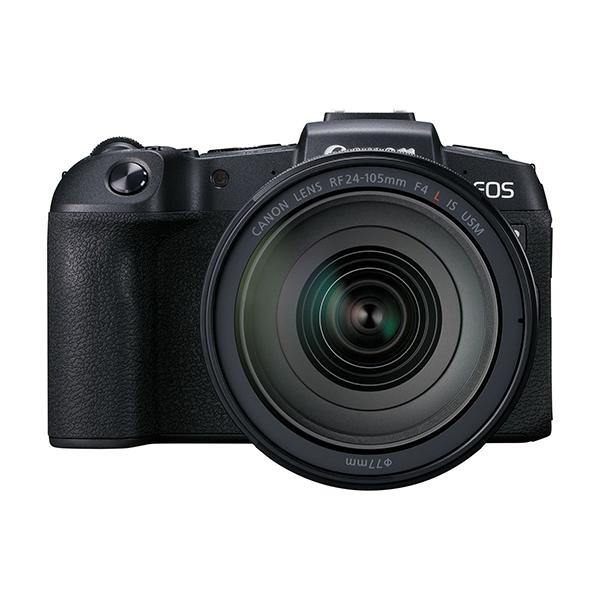 Canon Cámara EOS RP + RF 24-105mm f4L IS + Adaptador EF -