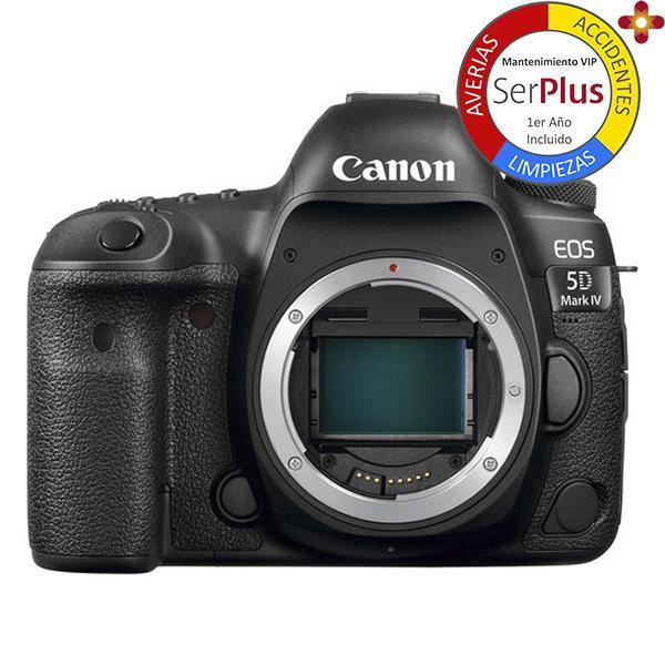 Canon Camara EOS 5D Mark IV Cuerpo