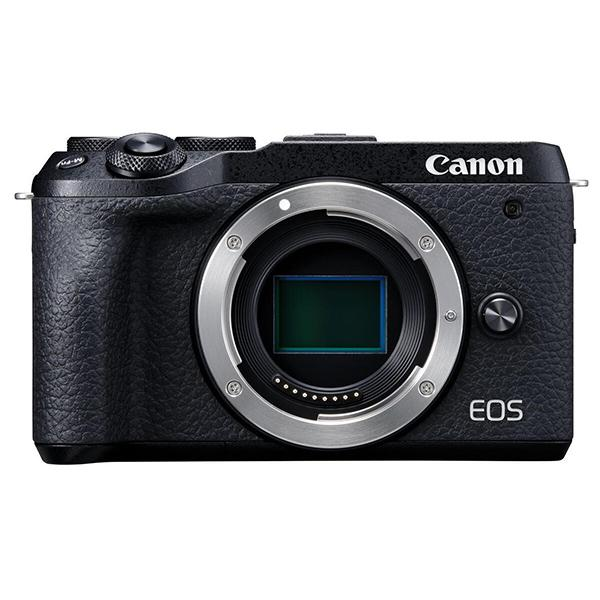 Canon Cámara EOS M6 Mark II Body