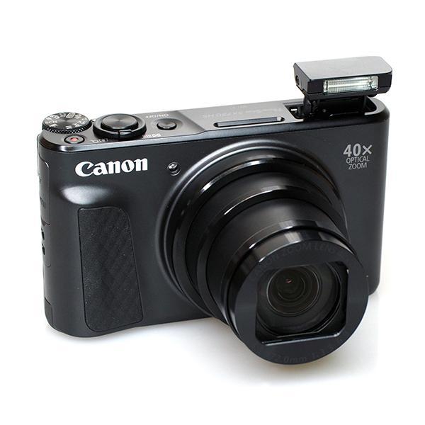 Canon Cámara PowerShot SX730 HS Kit Estabilizador Trípode -