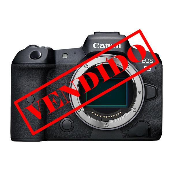 Canon Cámara EOS R5 cuerpo
