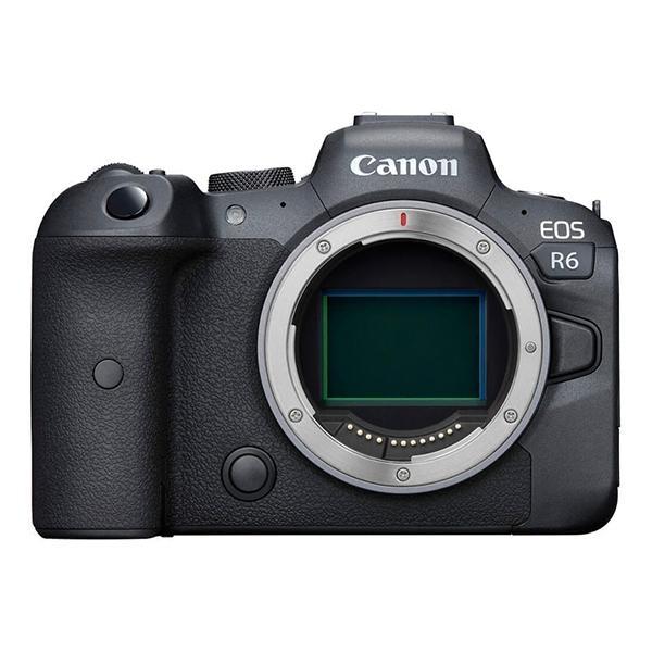 Canon Cámara EOS R6 cuerpo