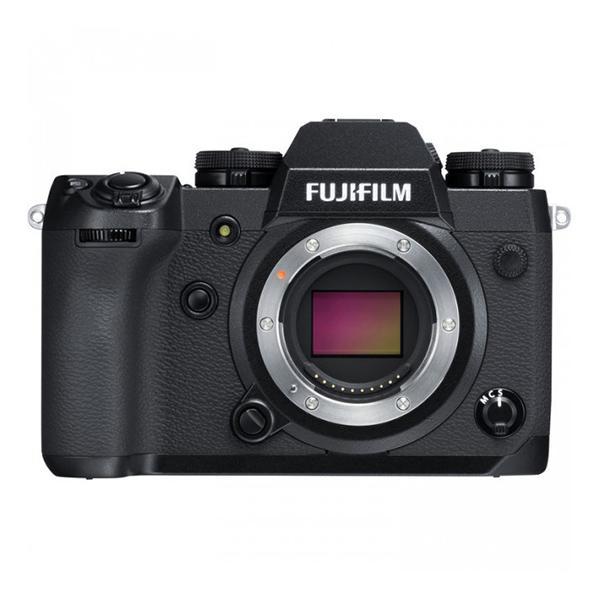 Fuji Cámara X-H1 Black -