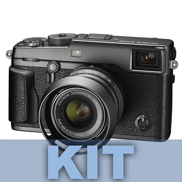 Fuji Cámara X-Pro2 Graphite + XF23mm f2 R WR Graphire