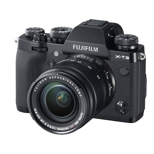 Fuji Cámara X-T3 Negra + XF 16-80mm f4