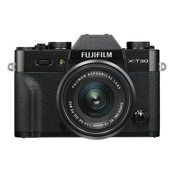 Fuji Cámara X-T30 + XC 15-45mm Negra -