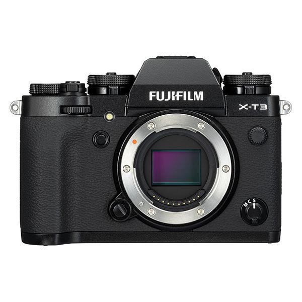 Fuji Cámara X-T3 Cuerpo Negra - Diseñada para videógrafos y fotógrafos de acción, la Fujifilm X-T3 es una cámara sin espejo versátil que se caracteriza por su rendimiento de alta velocidad, imágenes más que capaces y flexibilidad multimedia.
