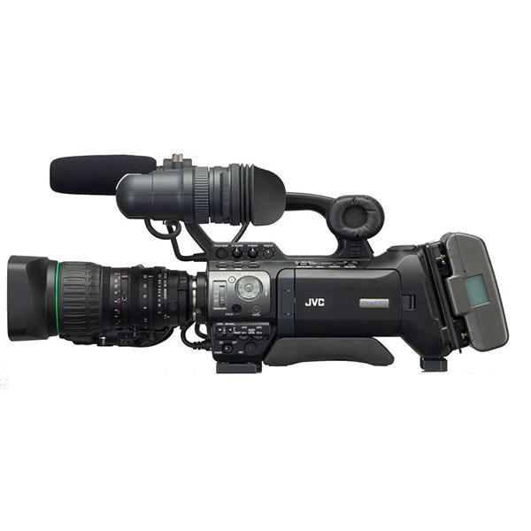 JVC Videocámara GY-HM750E Zoom Canon 14x