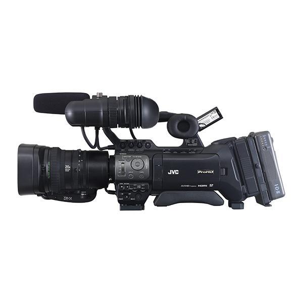 JVC Videocámara GY-HM890E Fujinon Zoom 20x